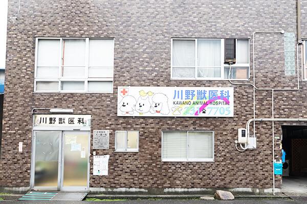 川野獣医科
