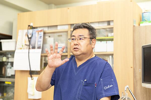 地域の専門医と密に連携